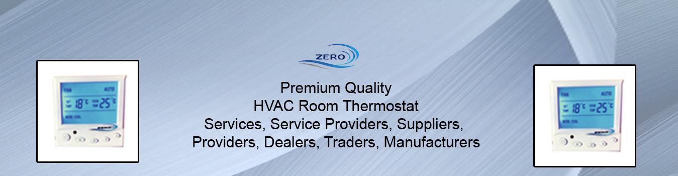 HVAC Room Thermostat