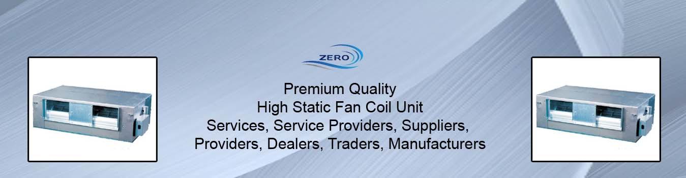 High Static Fan Coil Unit
