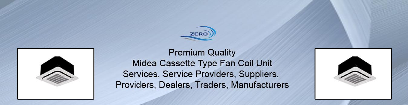 Midea Cassette Type Fan Coil Unit